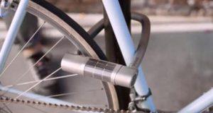 رونمایی از دستگاه Skylock برای قفل کردن دوچرخه