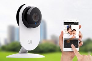 رونمایی از دوربین نظارتی Yi مراقب هوشمند خانه