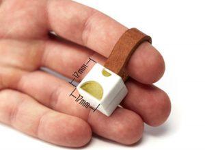 با کوچک ترین شارژر دنیا آشنا شوید