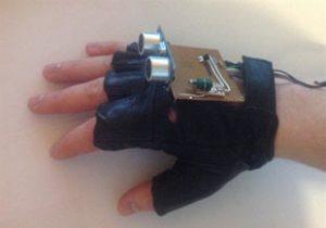 فناوری دستکش مرتعششونده