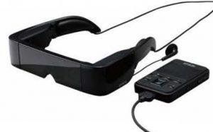 اختراع اولین عینک اینترنتی با قابلیت چت