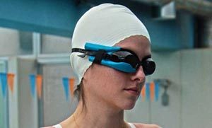 ساخت عینک های هوشمند شنا